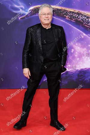 Alan Menken attends the Aladdin gala screening in Berlin, Germany, 11 May 2019. Aladdin screens in German cinemas from 23 May 2019.