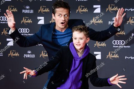 Editorial picture of Aladdin gala screening in Berlin, Germany - 11 May 2019