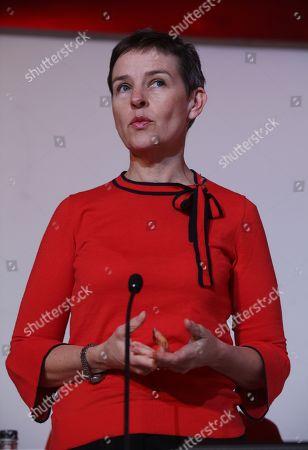 Stock Image of Mary Creagh MP