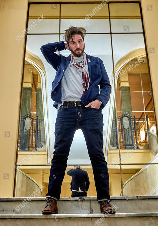 Editorial image of 'The Chain' film photocall, Madrid, Spain - 10 May 2019