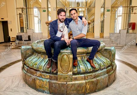 Editorial picture of 'The Chain' film photocall, Madrid, Spain - 10 May 2019