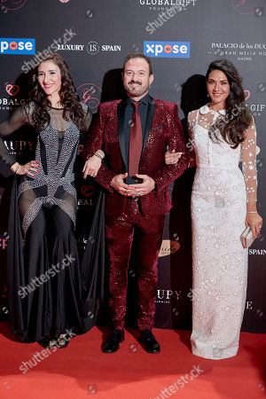 Editorial picture of IV Global Gift Gala, Madrid, Spain - 08 May 2019