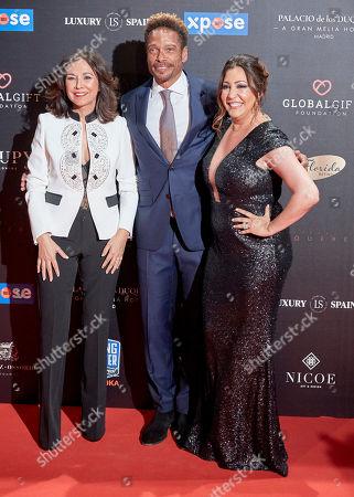 Isabel Gemio, Gary Dourdan, Maria Bravo