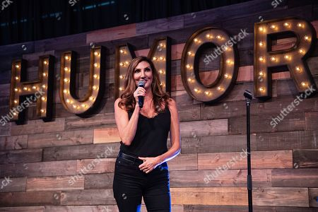 Heather McDonald seen at KAABOO Texas at AT&T Stadium, in Arlington, Texas