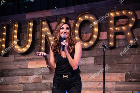 Stock Photo of Heather McDonald seen at KAABOO Texas at AT&T Stadium, in Arlington, Texas