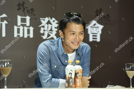 Editorial picture of Nicholas Tse promotes his self-created noodles, Taipei, Taiwan - 08 May 2019