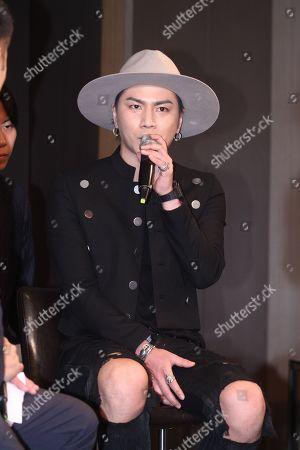 Stock Image of J Soul Brothers - Tosaka Hiroomi