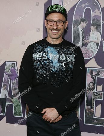 Stock Photo of Darren Stein