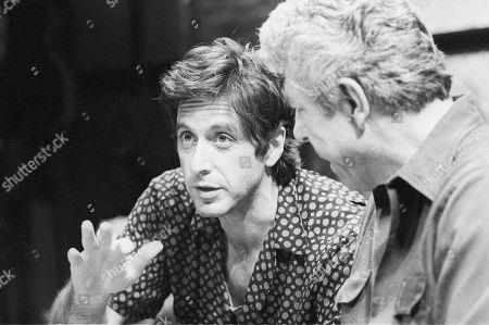 Al Pacino JJ Johnston