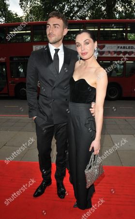 Stock Image of Tom Austen and Poppy Corby-Tuech