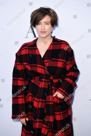 Stock Picture of Megan Washington attends the Aje show during the Mercedes-Benz Fashion Week Australia in Sydney, 12 May 2019. The fashion event runs from 12 to 17 May.