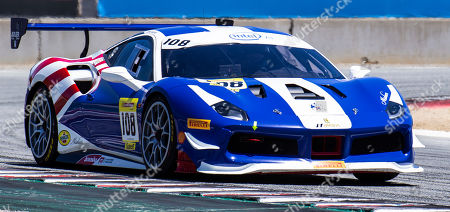 Editorial picture of Ferrari Challenge Race 1 S/S-AM :, Monterey, USA - 11 May 2019