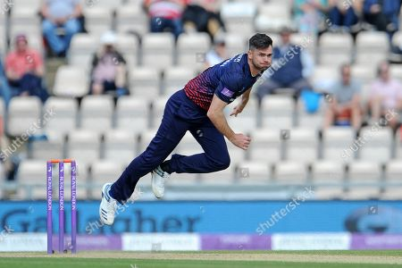 Editorial photo of Hampshire County Cricket Club v Lancashire County Cricket Club, Royal London One Day Cup., Semi-Final - 12 May 2019