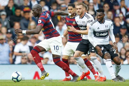 Editorial photo of Fulham v Newcastle United, Premier League - 12 May 2019