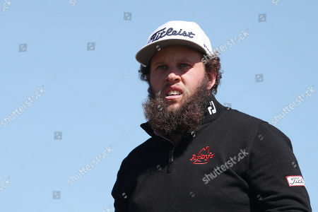 Andrew Johnston of England during Day Four of the Betfred British Masters at Hillside Golf Club