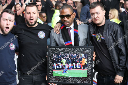 Editorial photo of Crystal Palace v AFC Bournemouth, Premier League, Football, Selhurst Park,  London, UK - 12 May 2019