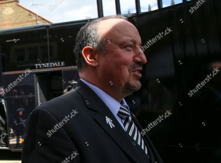 Editorial photo of Fulham v Newcastle United, Premier League, Football, Craven Cottage, London, UK - 12 May 2019