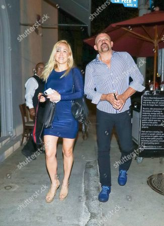 Editorial picture of Chuck Liddell and Heidi Northcott out and about, London, UK - 11 May 2019