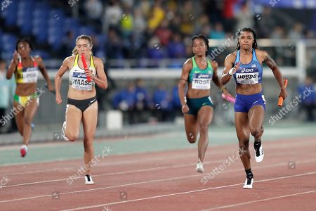 Editorial photo of IAAF World Relays Yokohama 2019, Japan - 12 May 2019