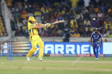 Editorial picture of Cricket VIVO IPL 2019, Hyderabad, India - 12 May 2019