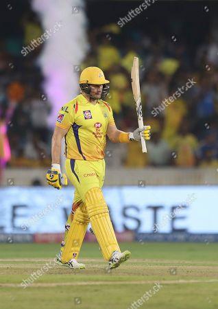 Editorial image of Cricket VIVO IPL 2019, Hyderabad, India - 12 May 2019
