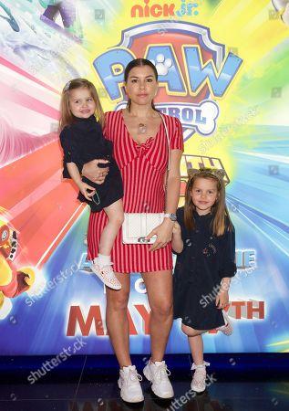 Ariana Siena Horsley, Imogen Thomas & Siera Aleiva Horsley