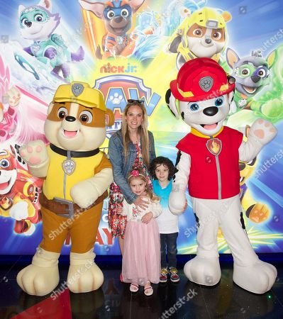 Editorial image of Paw Patrol: Mighty Pups UK Gala Screening, Leicester Square, London, UK - 12 May 2019