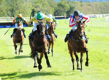 Editorial image of Horse Racing - 12 May 2019