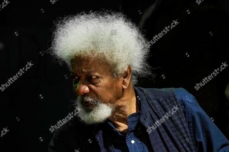 Stock Picture of Wole Soyinka