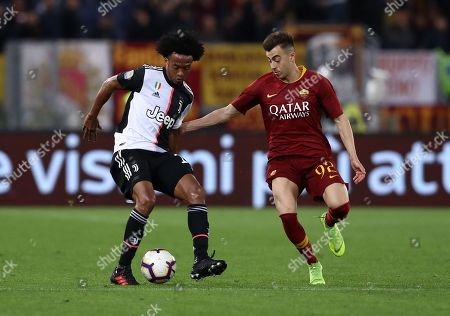 Editorial image of Juventus v AS Roma, Serie A football match, Stadio Olimpico, Rome, Italy - 12 May 2019