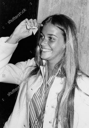 Stock Image of Peggy Lipton