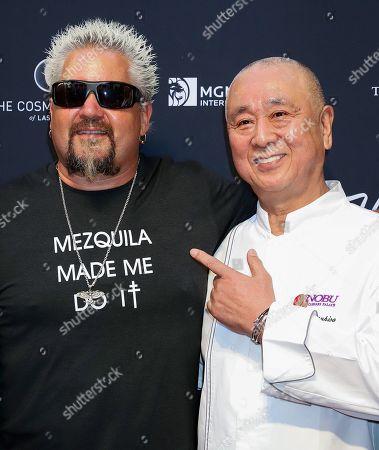 Guy Fieri, Nobuyuki Matsuhisa