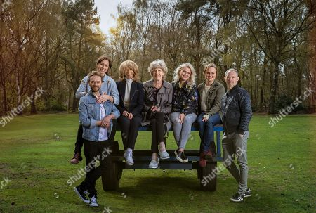 Ep 9780 Monday 27th May 2019 - Friday 31st May 2019 The week begins with the Platts heading off on their spring holiday, paid for by grandma Audrey. But with the net closing in on Nick, and David starting to feel the pressure, it is only a matter of time before the truth comes out and rocks the entire family. Left to Right: David Platt, as played by Jack P Shepherd, Shona Ramsey, as played by Julia Goulding, Gail Rodwell, as played by Helen Worth, Aurdey Roberts, as played by Sue Nicholls, Bethany Platt, as played by Lucy Fallon, Sarah Platt, as played by Tina O'Brien, and Nick Tilsley, as played by Ben Price.