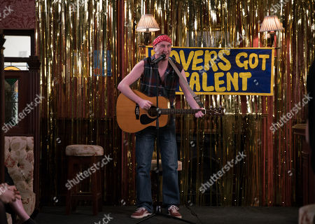 Ep 9769 Monday 13th May 2019 - 2nd Ep The talent context is a roaring success with Geoff Metcalfe and Emma Brooker's lady in a box acta and Evelyn's portrait painting but Beth is embarrassed by Kirk Sutherland's, as played by Andy Whyment, self penned song about life in packing. Which act will get the most votes.