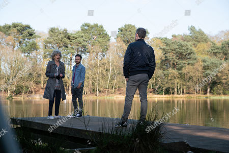 Ep 9781 Tuesday 28th May 2019 David Platt, as played by Jack P Shepherd, finds Audrey Roberts, as played by Sue Nicholls, sitting by the lake and plucks up the courage to tell her the truth. Nick Tilsley, as played by Ben Price, hurries over to Audrey and David just as David drops the bombshell that Nick stole her money and he helped him spend it. How will Audrey react?