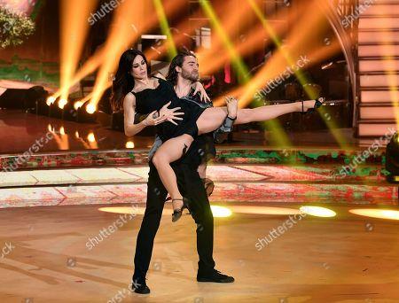 Editorial image of 'Ballando Con Le Stelle' TV show, Rome, Italy - 11 May 2019