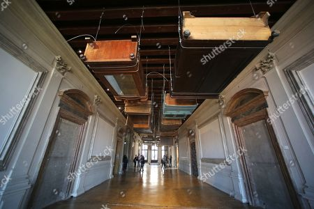 Prada Foundation in Venice, retrospective dedicated to the artist Jannis Kounellis