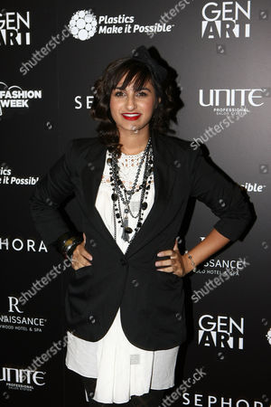 Editorial photo of Gen Art 12th Annual Fresh Faces in Fashion Show, Los Angeles, America - 29 Oct 2009
