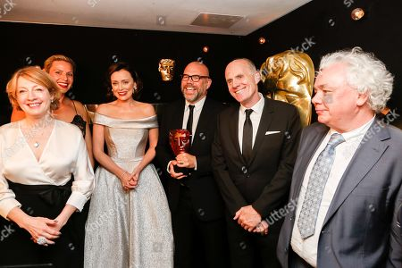 Virgin Media Must-See Moment Award Winners - Bodyguard, Keeley Hawes