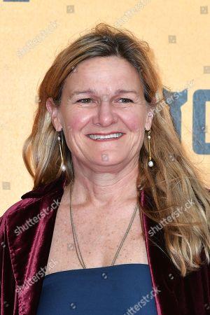 Ellen Kuras at the premiere