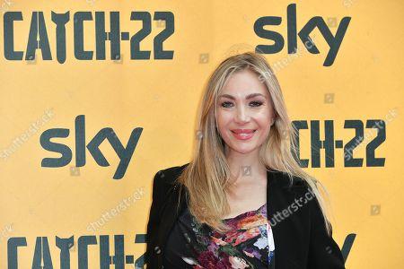 Laura Cremaschi at the premiere