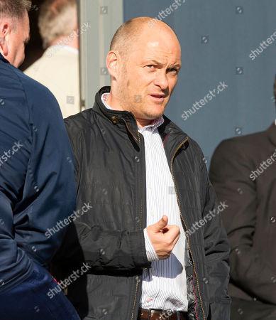 St Mirren v Hamilton,  former hamilton manager Alex Neill