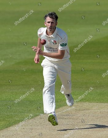 Graham Onions in action for Lancashire
