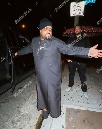 Editorial picture of Cee Lo Green out and about, Los Angeles, USA - 12 May 2019