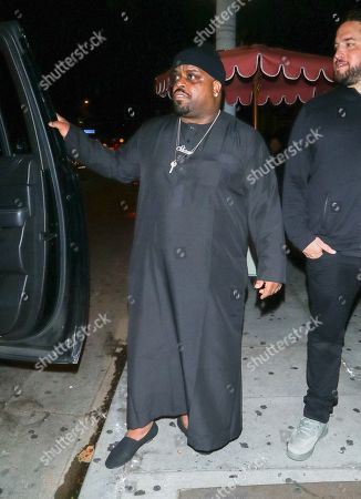 Editorial photo of Cee Lo Green out and about, Los Angeles, USA - 12 May 2019