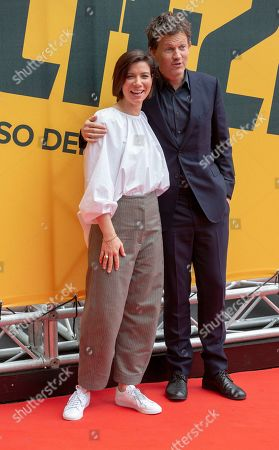 Tessa Ferrer, Richard Brown