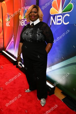 Editorial image of NBCUniversal Upfront Presentation, Arrivals, Four Seasons Hotel, New York, USA - 13 May 2019