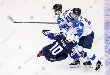 Editorial image of IIHF Ice Hockey World Championship 2019, Kosice, Slovakia (Slovak Republic) - 13 May 2019