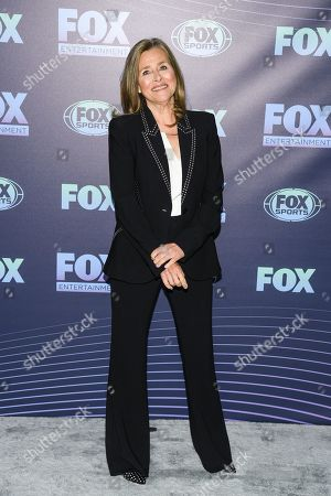 Editorial image of Fox Upfront Presentation, Arrivals, Central Park's Wollman Rink, New York, USA - 13 May 2019