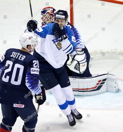 Editorial picture of Ice Hockey Worlds, Kosice, Slovakia - 13 May 2019